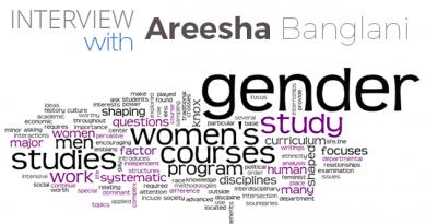 interview with areesha banglani
