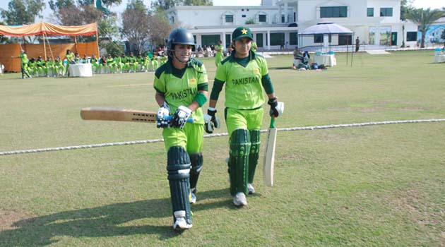 cricket academey for women