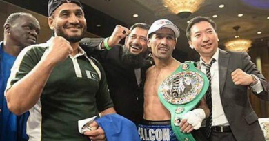 pakistani boxer mohammed waseem