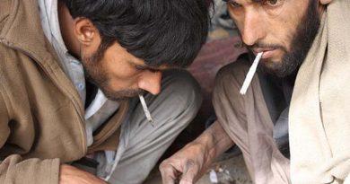 pakistans drug abuse problem