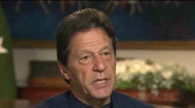 ڪشمير جي صورتحال هٿن مان نڪري سگهي ٿي: عمران خان