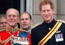 شهزادو هيري پرنس فلپ جي آخري رسمن ۾ شرڪت لاءِ برطانيا پهچي ويو