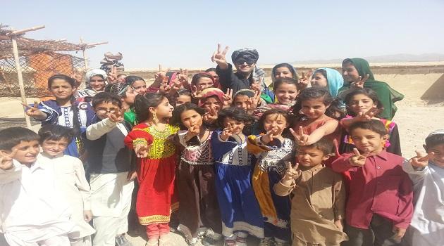 بلوچستان مسئلن جو ڪُن عابد ملڪ